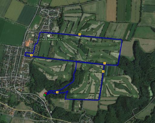 5km_Strecke